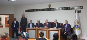 Sapanca Belediyesi'nde toplu iş sözleşmesi imzalandı