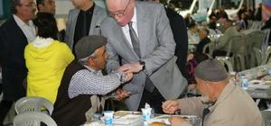 Odunpazarı Belediyesi iftar programlarına başladı