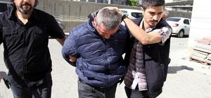 Baldızını silahla yaralayan enişte tutuklandı