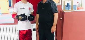 Büyükşehir sporcusu Kick Boks'ta milli formayla yarışacak