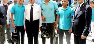 MTOSB öğrencilerinin spordaki başarısı İsmail Eren Adıgüzel, 110 metre engelli koşuda, Türkiye dördüncüsü olarak, olimpik sporcu olmaya hak kazandı