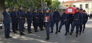 Emekli Tuğgeneral Akar, askeri törenle uğurlandı