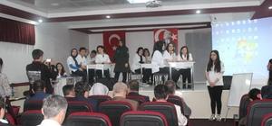 Ünye'de ilk kez Sağlık Medikal Yarışması yapıldı