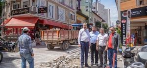 Karacabey'de altyapı çalışmaları tam gaz