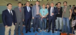 ERÜ'de 18. Geleneksel Spor Şenliği Ödülleri Sahiplerini Buldu