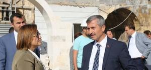 Başkanlar Şahinbey'i inceledi