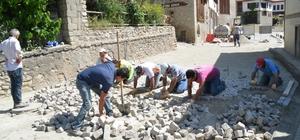 Safranbolu'da tarihi doku korunuyor