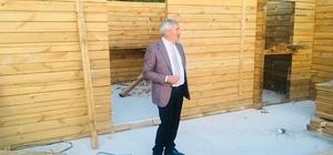 Belediye Başkanı Yılmaz, 'Engelsiz Park' projesini yerinde inceledi