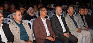 Filistin İçin Dua Programında Buluşuldu