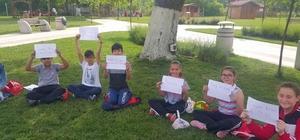 Biga'da 'Okul dışarıda günü '
