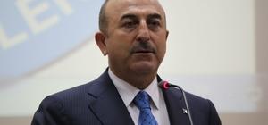 """Dışişleri Bakanı Çavuşoğlu Konya'da Dışişleri Bakanı Mevlüt Çavuşoğlu: """"Schengen bölgesine vizeleri kaldırmak için müzakerelerimizi yoğun bir şekilde sürdürüyoruz"""" """"ABD yanlış bir karar aldı"""" """"Artık bağımsız bir Filistin Devletinin tanıtması ve BM'ye üye olması için gece gündüz çalışacağız ve bu oluncaya kadar durmayacağız"""""""