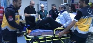 CHP milletvekilleri trafik kazasında yaralandı