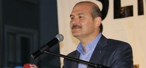 """Bakan Soylu Şemdinli'de İçişleri Bakanı Süleyman Soylu: """"Çocuklarınızın elinde keleş değil kalem olmalı"""""""