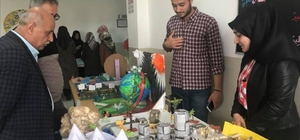 'Dinimizi keşfederek, öğreniyoruz' materyal sergisi açıldı