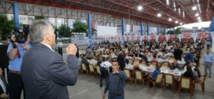 Melikgazi'de her gün başka mahallede iftar