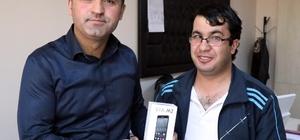 Kayseri'de 205 görme engelliye 'gören göz cihazı' dağıtılacak