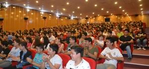 Erdemli'de öğrenciler için motivasyon toplantısı yapıldı