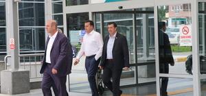 Trafik kazası geçiren CHP milletvekilleri taburcu edildi