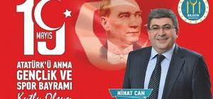 Başkan Can'ın 19 Mayıs mesajı