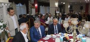 Başkan Çelik, Mazlumder'in iftarına katıldı
