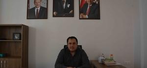 AK Parti İlçe Başkanı İlhan'dan 19 Mayıs mesajı