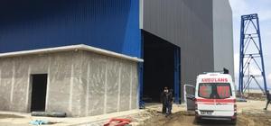Boluı'da 30 işçi kimyasal bir maddeden zehirlendi