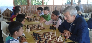 Arapgir'de Satranç Eğitim Merkezi hizmete açıldı