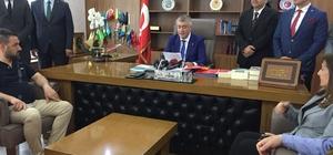 """MHP Milletvekili adaylarını açıklayan İl Başkanı Serkan Tok, """"Aday listemiz ile birlikte Kayseri'de oy patlaması yapacağız"""""""
