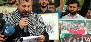 Özgür Kudüs Platformu'ndan Filistin'e destek çağrısı