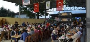 Sarayköy Belediyesi, antik kentte iftar yemeği verdi