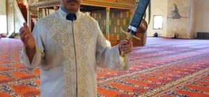 Kılıçla hutbe geleneği Edirne'de sürüyor
