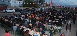 Tuşba Belediyesi'nin 'Kardeşlik Sofrasına' yoğun ilgi