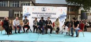 Başkan Gürlesin belediye çalışanları ile iftar yaptı