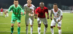 Gazişehir tecrübeli oyuncularına güveniyor