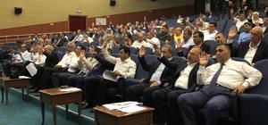 Büyükşehir Belediye Meclisi Mayıs ayı ikinci birleşimi gerçekleştirildi