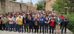 İsrail Nevşehir'de bir kez daha protesto edildi