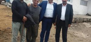 """AK Parti Kars Milletvekili aday adayı Dr. İmbat Muğlu, seçim çalışmalarını sürdürüyor Dr İmbat Muğlu, """"Mesele parti meselesi değil memleket meselesidir"""""""