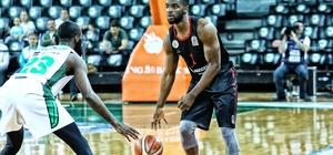 Gaziantep Basketbol'da sezonun oyuncusu Sean Armand