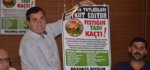 Fıstığa bir boykot da Malatya'dan Malatyalı tatlıcılar da fıstıklı tatlı üretmeyecek