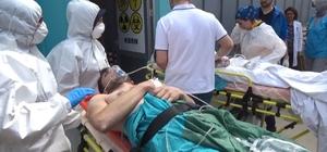 Bolu'da, kimyasal madde zehirlenmesi: 3'ü ağır 15 yaralı