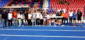 Söke İlçe Spor Müdürlüğü'nden, Turgut Kılıçoğlu'na Vefa