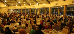 Başkan Dişli, personele iftar yaptı