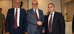 Recep Tayyip Erdoğan Spor Kompleksinin ikinci protokolü de imzalandı