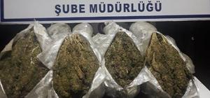 Bingöl'de uyuşturucu operasyonu:2 şüpheli tutuklandı