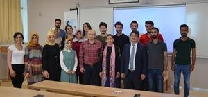 Harran Üniversitesinde uygulamalı girişimcilik eğitimi