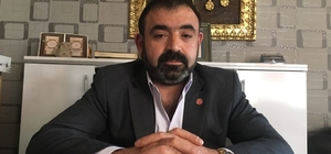 MHP'li Gören adaylara başarılar diledi