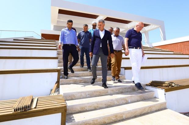 Manavgat Cem Kültür Merkezi devredildi