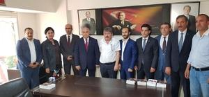 MHP Yalova milletvekili adaylarını tanıttı
