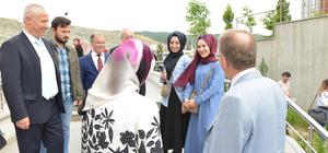 YÖK üyeleri, üniversitelerde öğrencilerle buluştu