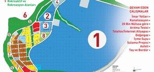 Çaltılıdere kabuk değiştiriyor Çaltılıdere Mahallesi Kuzey İzmir'in cazibe merkezi olacak